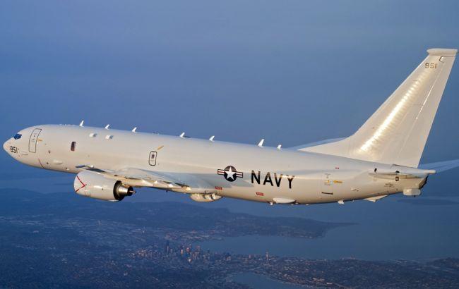 Фото: американський літак P-8A Poseidon