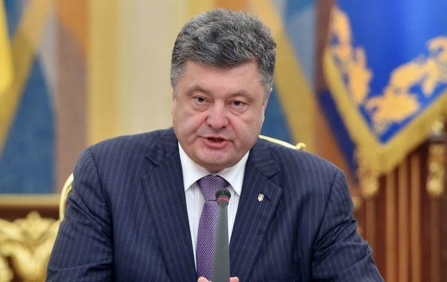 Україна працює над залученням великої кількості лоукостів, - Порошенко