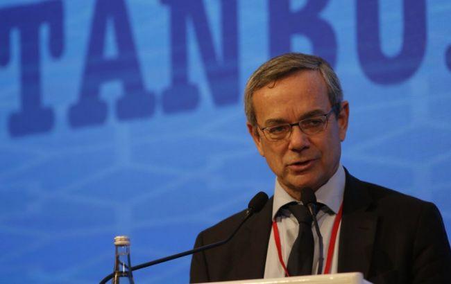 Фото: президент Парламентской ассамблеи НАТО Паоло Алли
