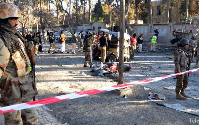 У Пакистані на овочевому ринку стався вибух, загинули 18 людей