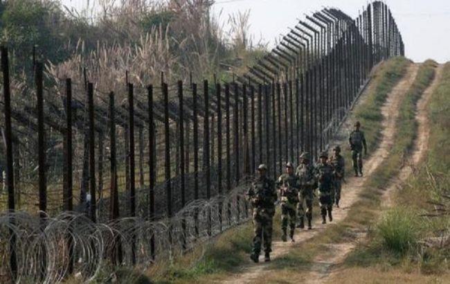 На границе Индии и Пакистана произошла перестрелка