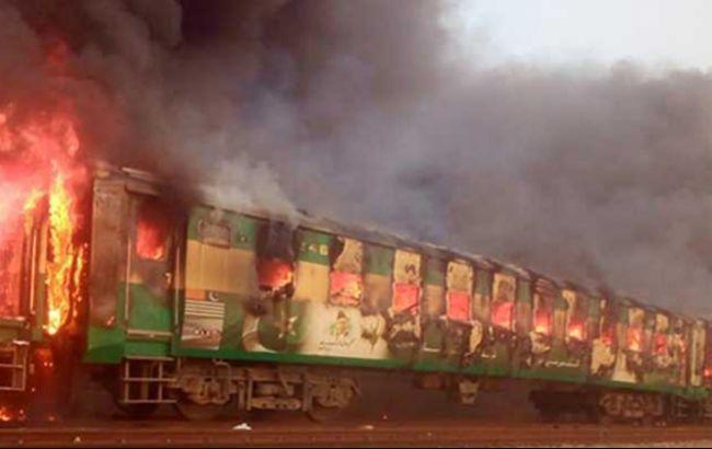 У Пакистані зросла кількість загиблих під час пожежі