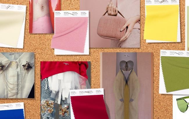 Цвет лета: Pantone опубликовал палитру всех модных оттенков на лето 2019 года