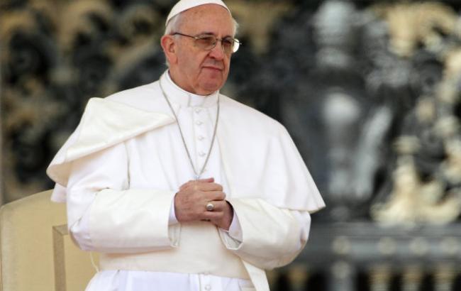 Папа Римский заявляет о необходимости международного посредничества между США и КНДР