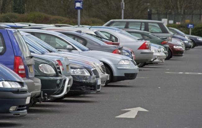 Фото: Грамотна паркування автомобілів