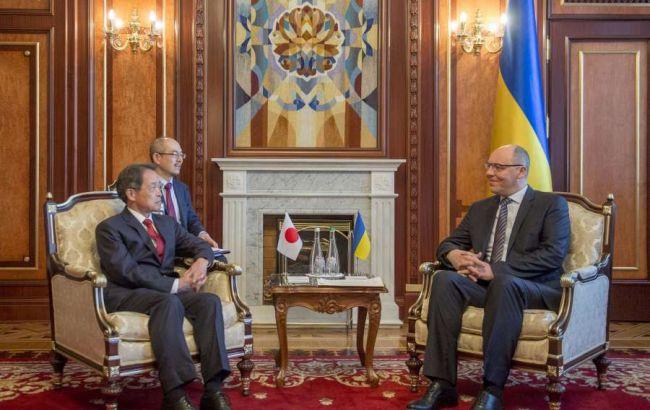 Японія заявляє про неприпустимість російської агресії на Донбасі