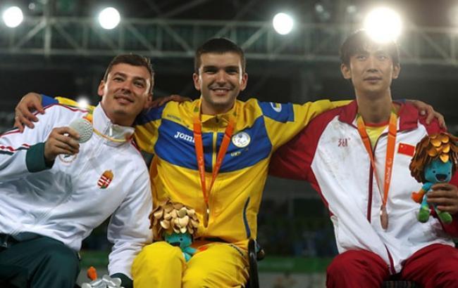 Фото: Украинцы завоевали 38 золотых медалей (kp.ua)