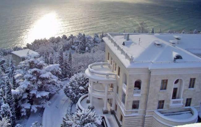 "Фото: Ялта, готель ""Ротонда"" (rotonda-yalta.ru)"
