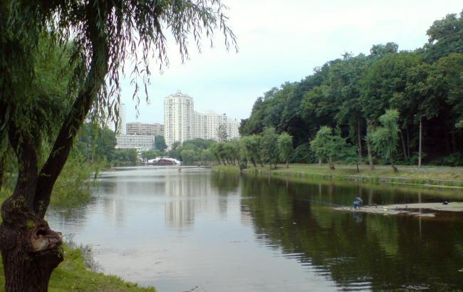 ГПУ повернула у державну власність земельну ділянку у Голосіївському парку