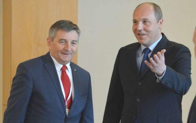 Україна і Польща спільно реалізують кілька інфраструктурних проектів