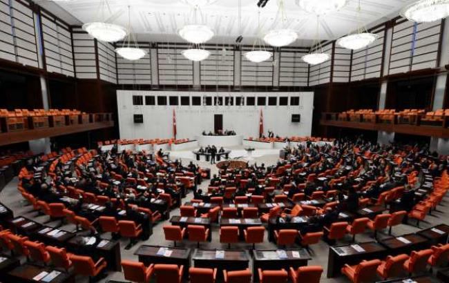 Фото: парламент Турции