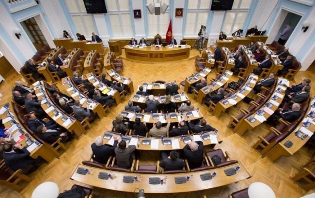 Фото: парламент Чорногорії