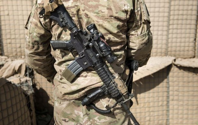 Фото: американская армия поддерживает Афганистан в борьбе против талибов