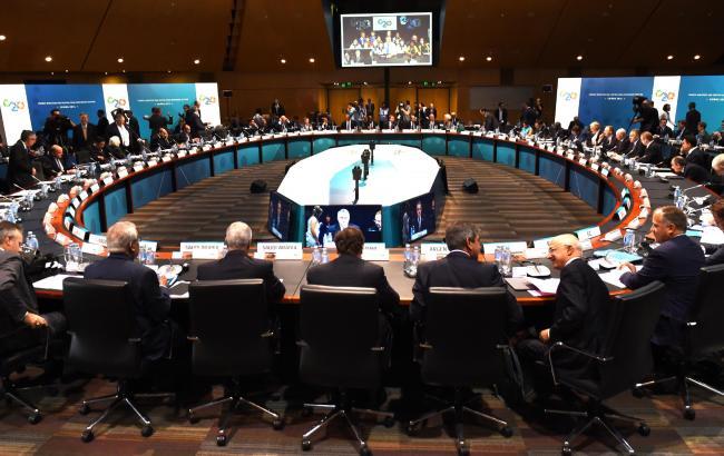 Западные лидеры договорились о продлении санкций против России