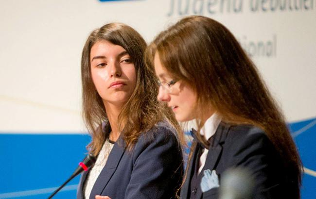 Школьница из Ивано-Франковска победила в престижном конкурсе в Таллинне