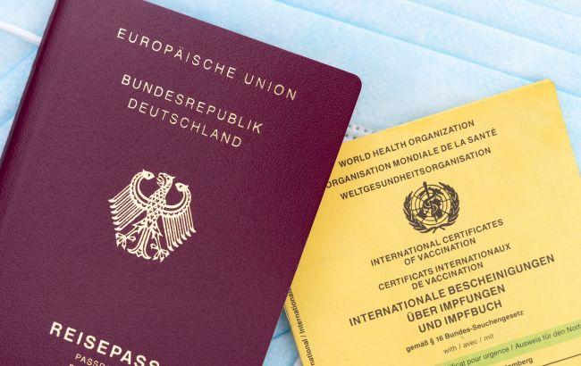 Еврокомиссия предложит ввести паспорт COVID-вакцинации к лету