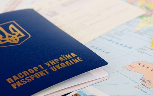ВКиеве возобновили работу сервисы выдачи зарубежных паспортов иID-карт