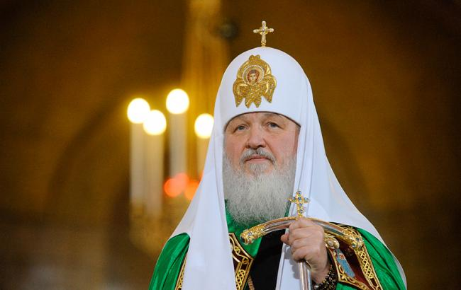 Фото: Патріарх Кирило (protoinfo.ru)