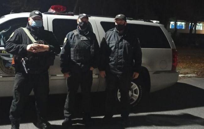 В Луганской области полиция усилила ночное патрулирование