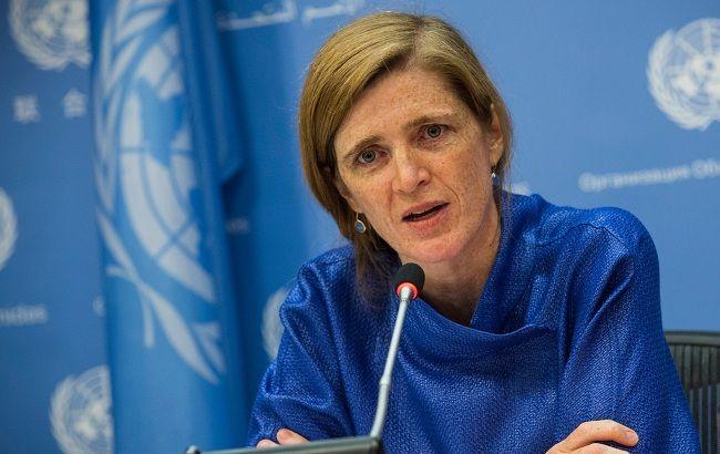 Постпред США вОрганизации Объединенных Наций назвала Российскую Федерацию угрозой мировому порядку