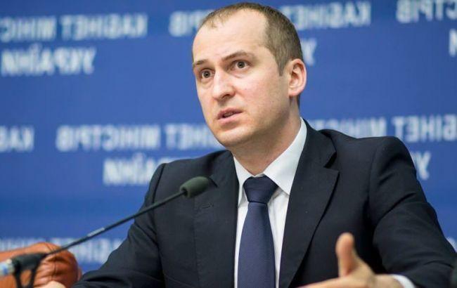 Фото: глава МинАП Украины Алексей Павленко