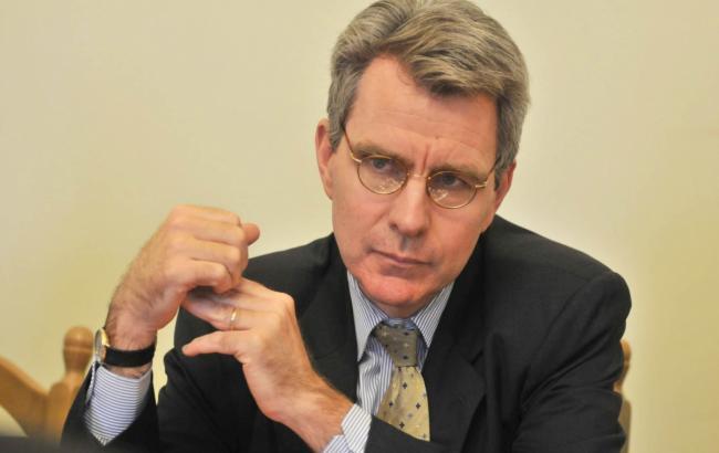 Посол США надеется на увеличение поставок в Украину ядерного топлива Westinghouse