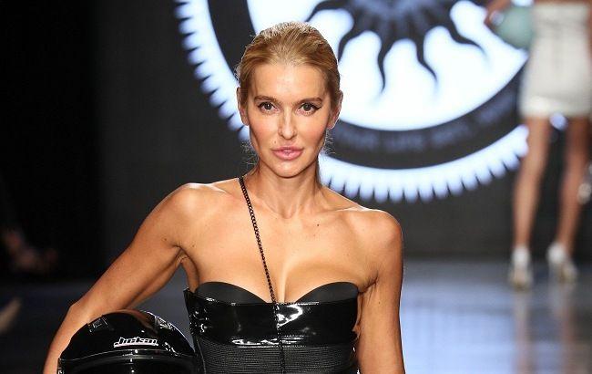 Українська актриса дебютувала на подіумі New York Fashion Week на показах відразу трьох дизайнерів