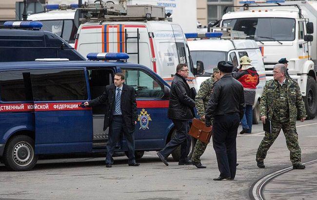 Фото: теракт в метро в Петербурге