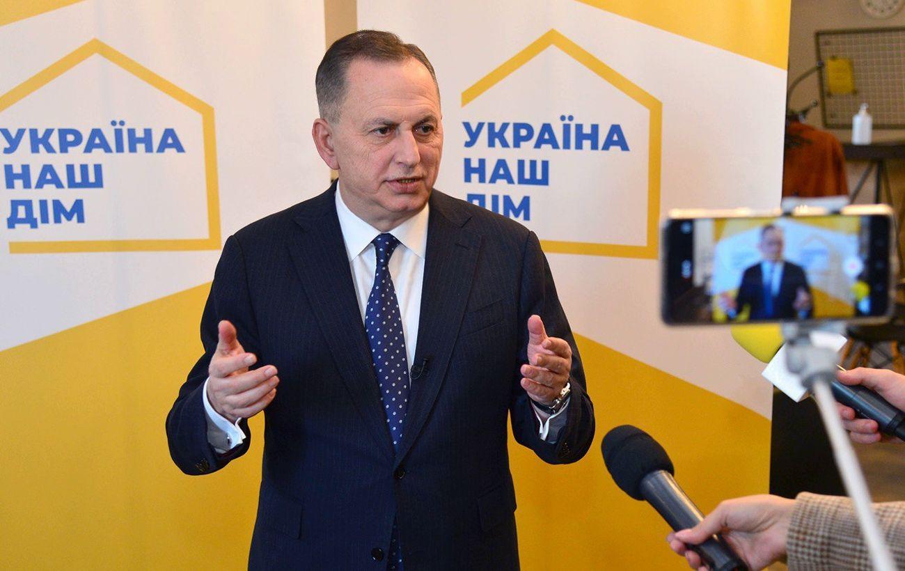 Партия регионов-лайт. Почему у новой партии Колесникова нет перспектив