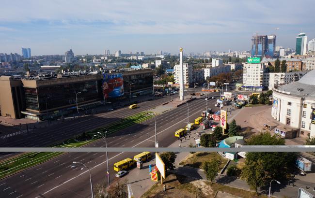 Фото: Проспект Перемоги у Києві (kmr.gov.ua)
