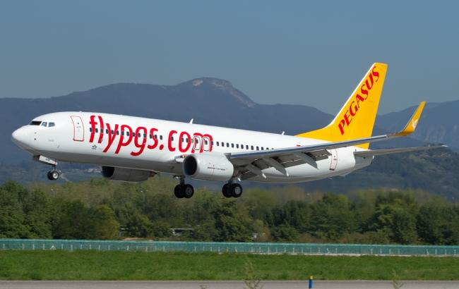 Фото: Pegasus Airlines
