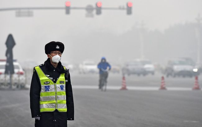 Фото: в Пекине создают специальный отряд полиции для контроля экологической ситуации
