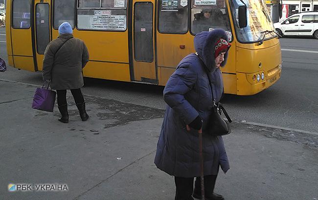 Фото: Маршрутка (РБК-Україна)