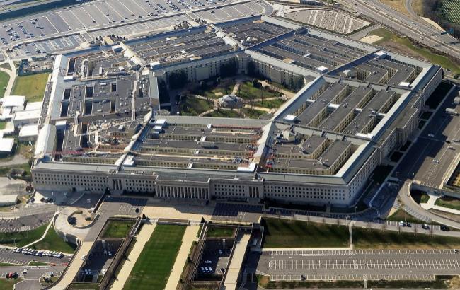 Фото: будівля Міністерства оборони США
