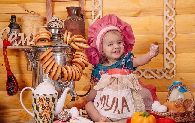 Меню для дитини у віці 1 року: смачні страви для дітей
