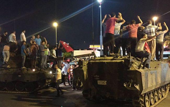 Фото: более 40 тыс. человек находится под надзором правоохранителей в Турции