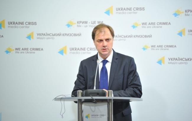 Фото: заступник міністра охорони здоров'я Ігор Перегінець