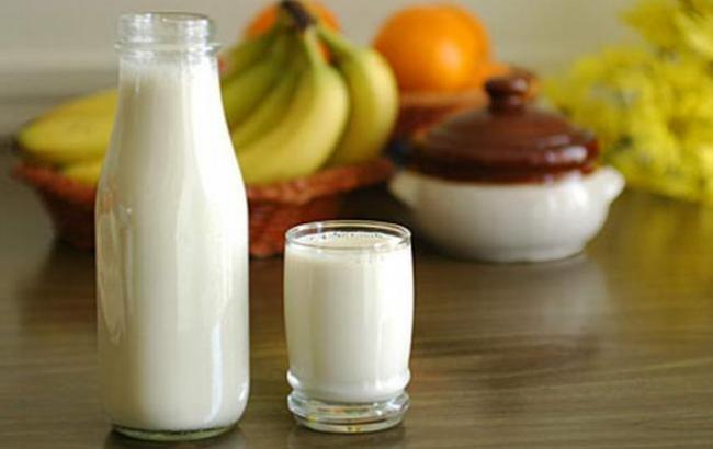 Молоко для похудения - netkiloru