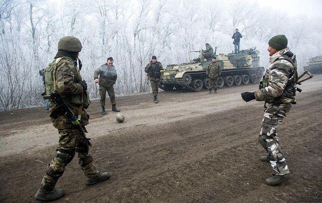 Фото: выборы на Донбассе возможны лишь после двух месяцев перемирия