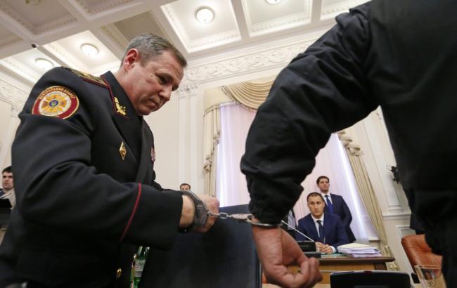 Суд арестовал заместителя экс-главы ГосЧС Стоецкого