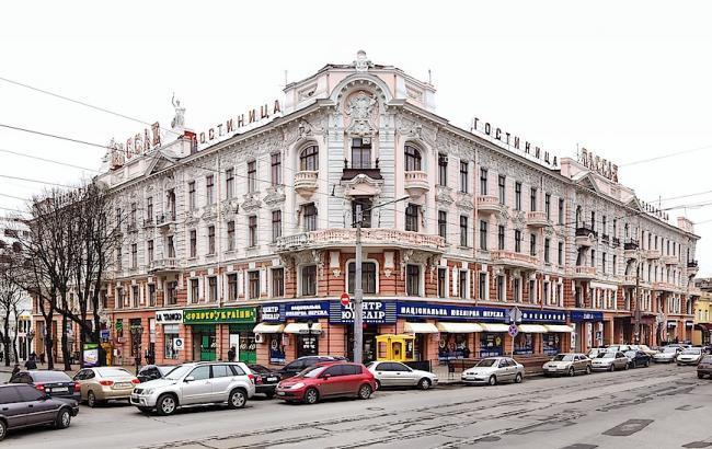 Міліція затримала підозрюваного в подвійному вбивстві в одеському готелі