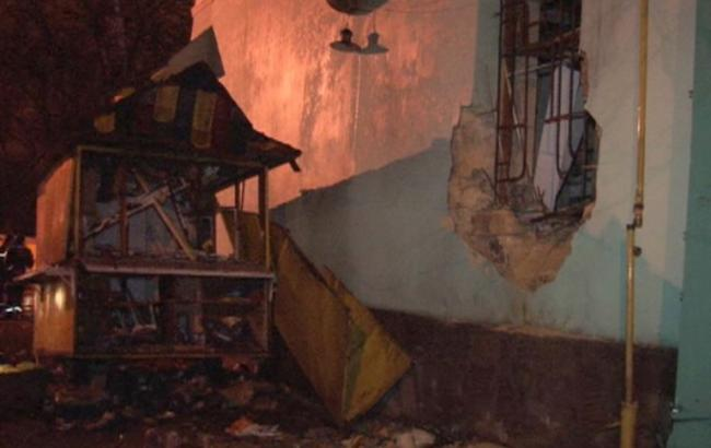 Нічний вибух в Одесі кваліфікований як теракт