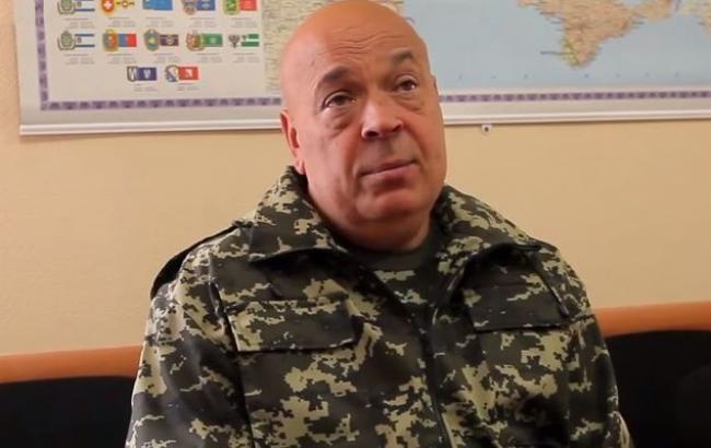 В Луганській обл. на розтяжці підірвався український військовий, - Москаль