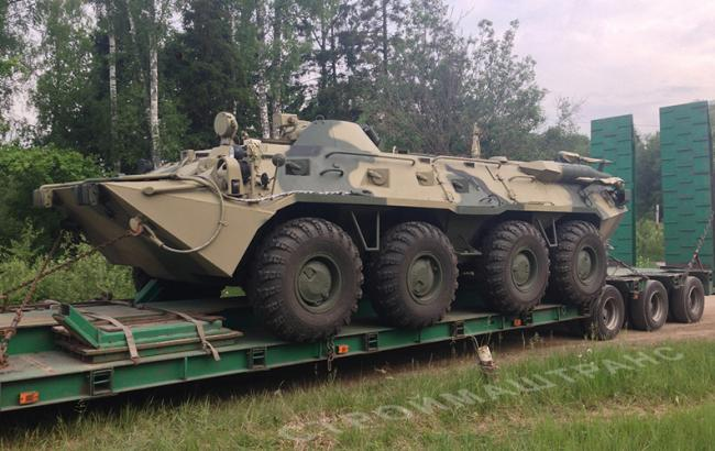 Україна увійшла у ТОП-10 світових експортерів озброєнь