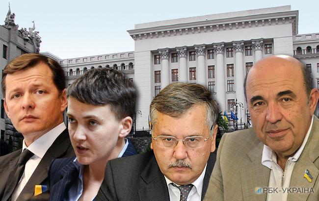 Кто и зачем планирует участвовать в выборах президента Украины