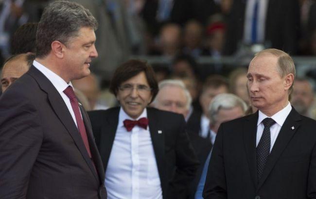 АПУ: в рамках Генасамблеї ООН не запланована зустріч Порошенка і Путіна