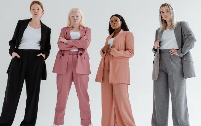 Как скрыть широкие бедра или торчащий живот: выбираем брюки по типу фигуры