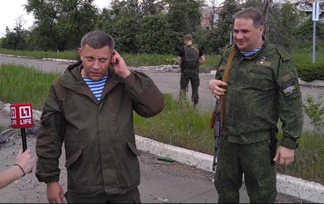 """Главарь """"ДНР"""" заявил, что школы на оккупированных территориях окончательно перешли на русскоязычное обучение"""