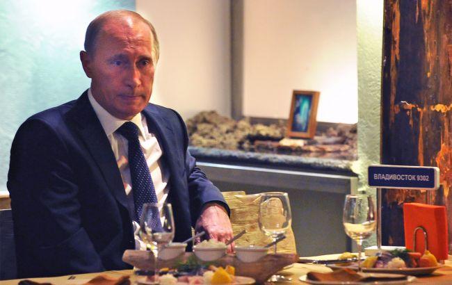 Путін погодився знищувати санкційні продукти на кордоні