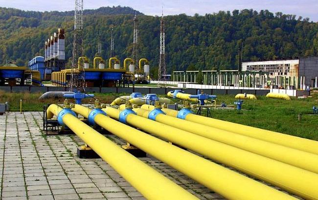 """Фото: подземные хранилища газа (пресс-служба """"Укртрансгаза"""")"""